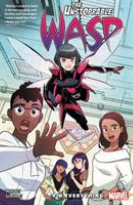 The unstoppable Wasp : unlimited