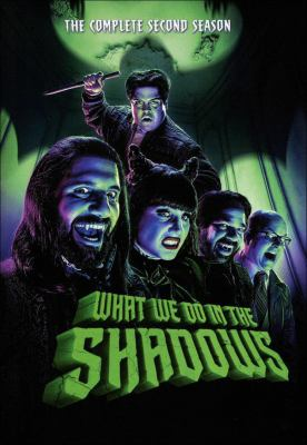 What we do in the shadows. The complete second season.