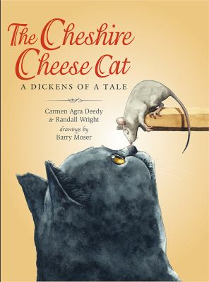 Cheshire cheese cat : a Dickens of a tale