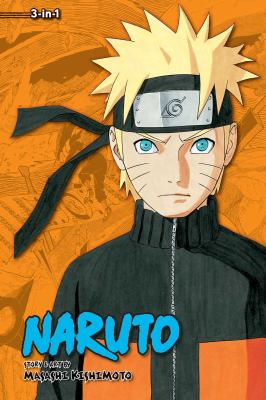 Naruto 3-in-1. Volume 15 : [a compilation of the graphic novel volumes 43-44-45]