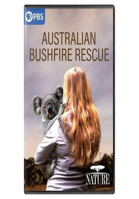 Nature. Australian bushfire rescue