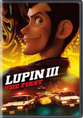 Lupin III. The first / director, Takashi Yamazaki.