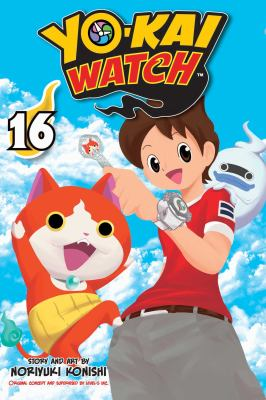 Yo-kai watch. 16