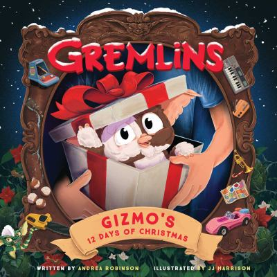 Gremlins. Gizmo's 12 days of Christmas