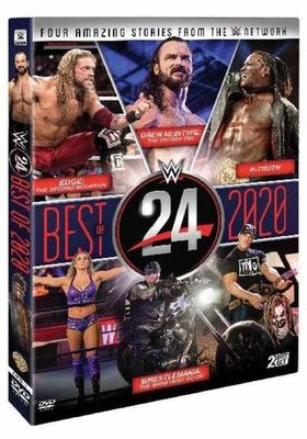 WWE24 : the best of 2020.