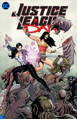 Justice League Dark. Volume 4, A costly trick of magic / Ram V, James Tynion IV, writers ; Amancay Nahuelpan, Kyle Hotz, Álvaro Martínez Bueno, Raul Fernandez, artists ; June Chung, Fco Plascencia, colorists ; Rob Leigh, letterer ; Yanick Paquette and Nathan Fairbairn, collection cover artists.