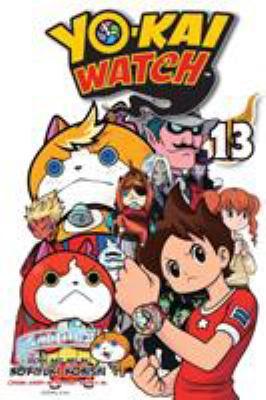 Yo-kai watch. 13, The Ghoulfather arc