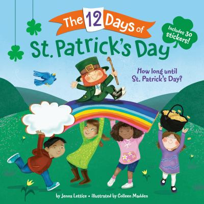 12 days of St. Patrick's Day