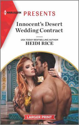 Innocent's desert wedding contract