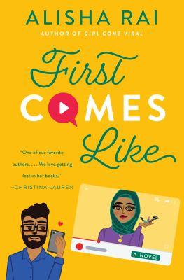 First comes like : a novel