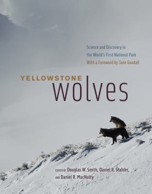 Yellowstone wolves : science and discovery in the world's first national park