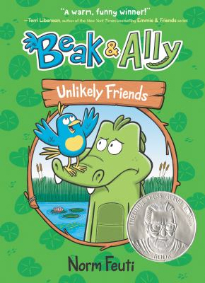 Beak & Ally. 1, Unlikely friends