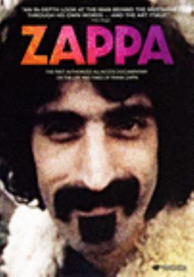 Zappa / a film by Alex Winter.