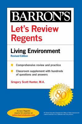 Let's review Regents : living environment