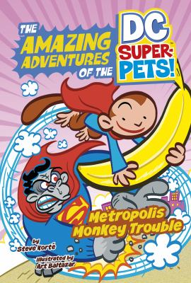 Metropolis monkey trouble