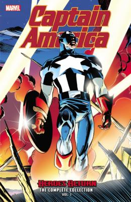 Captain America. Heroes return : the complete collection Vol. 1