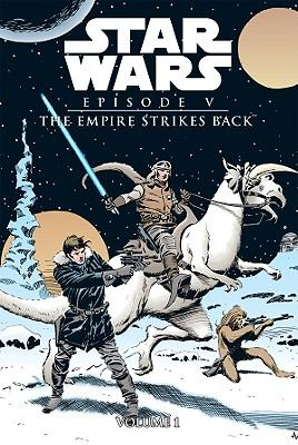 Episode V. #1, The empire strikes back