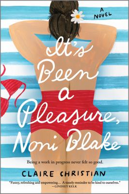 It's been a pleasure, Noni Blake