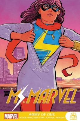 Ms. Marvel. Army of one
