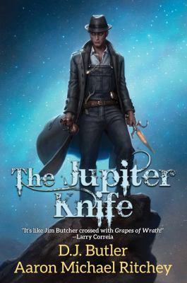 The Jupiter knife