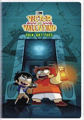 Victor and Valentino. Volume 1, Folk art foes