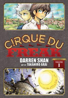 Cirque du Freak : omnibus edition