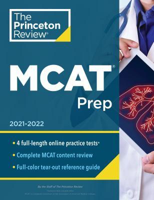 MCAT prep. 2021-2022