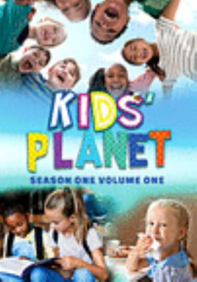 Kid's planet. Season 1 volume 1