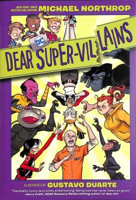 Dear DC super-villains : a graphic novel