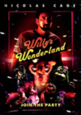 Willy's wonderland / a Screen Media release ; Landmark Studio Group ; in association with Baffin Media LTD, Saturn Films, JD Entertainment and Landafar Entertainment  presents ; written by G.O. Parsons ; producers, Nicolas Cage, Grant Cramer, Jeremy Daniel Davis, Bryan Lord, David Ozer ; director, Kevin Lewis.