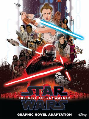 Star Wars : the rise of Skywalker / manuscript adaptation, Alessandro Ferrari ; character studies, Igor Chimisso ; layout, Matteo Piana ; clean up and ink, Igor Chimisso ; paint (background and settings), Davide Turotti ; paint (characters), Kawaii Creative Studio.