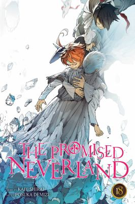 The promised Neverland. Volume 18, Never be alone