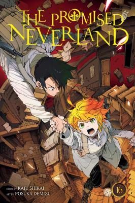 The promised neverland. Volume 16, Lost boy / Kaiu Shirai ; illustrated by Posuka Demizu ; translation/Satsuki Yamashita.