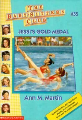 Jessi's gold medal
