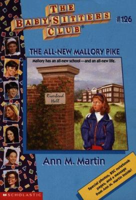 The all-new Mallory Pike