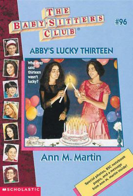 Abby's lucky thirteen