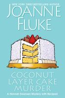 Coconut layer cake murder / Joanne Fluke