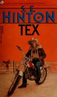 Tex Book cover