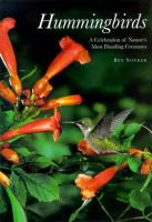 Go to record Hummingbirds : a celebration of nature's most dazzling cre...