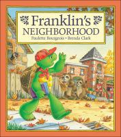 Franklin's neighborhood Book cover