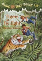Tigers at twilight Book cover