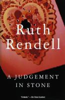 A judgement in stone  Cover Image