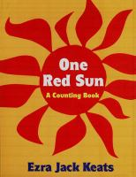 Go to record One red sun : a counting book