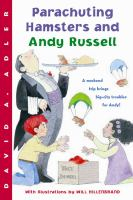 Parachuting hamsters and Andy Russell Book cover