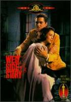 West side story Book cover