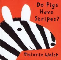Do pigs have stripes? Book cover