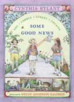 Some good news Book cover