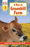A day at Greenhill Farm Book cover