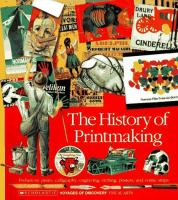 Go to record The History of printmaking : prehistoric prints, calligrap...