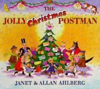 The jolly Christmas postman Book cover